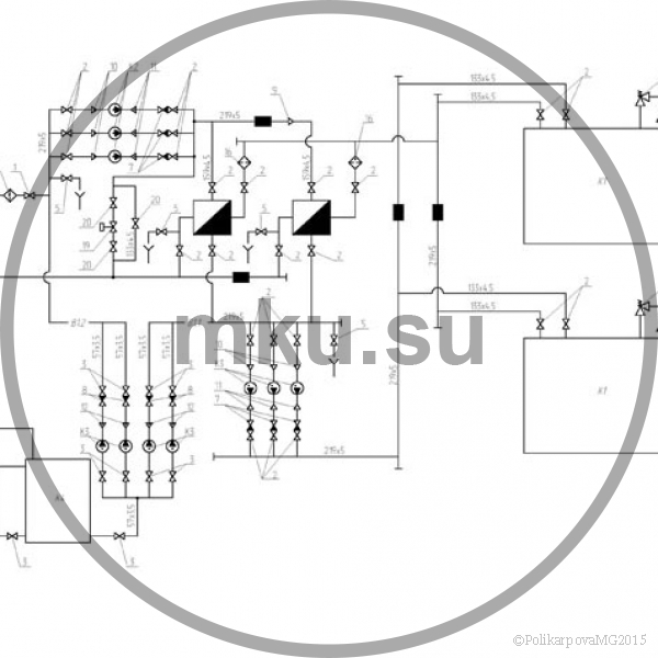 Модульная котельная 4 МВт
